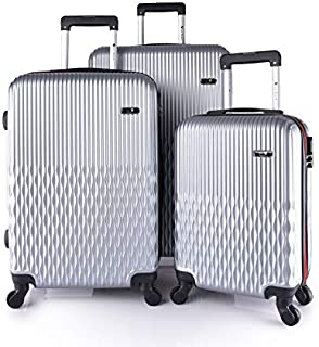NEW TRAVEL Luggage set 3 pieces size 28/24/20 inch CS001/3P