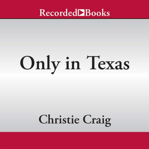 Only in Texas audiobook cover art