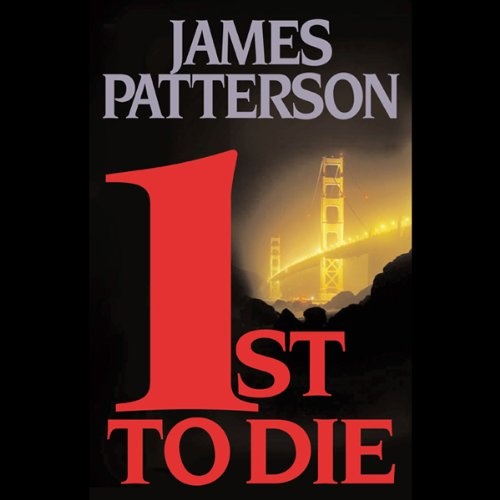 1st to Die audiobook cover art