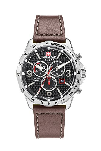 SWISS MILITARY ACE Chrono Carbon Fibre DIAL Watch
