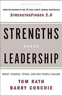 Strengths Based Leadership by Tom Rath - Hardcover