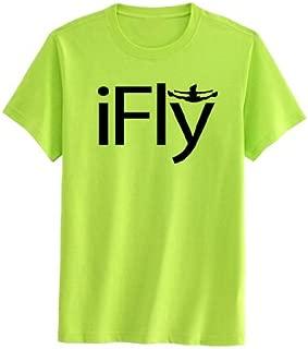 Chosen Bows Neon Yellow iFly T-Shirt