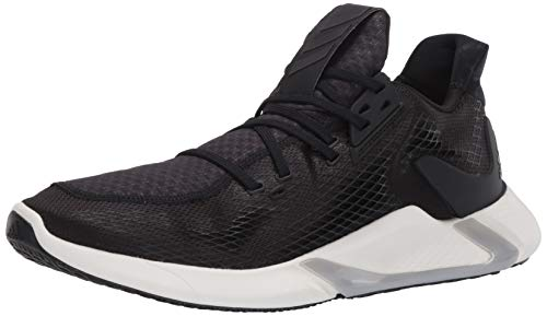 adidas Men's Edge Cross Trainers Running Shoe, Black/Black/Cloud White, 13 M US