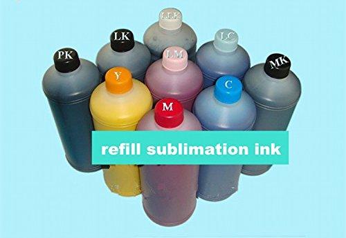 GOWE 9litros sublimación tinta/transferencia calor