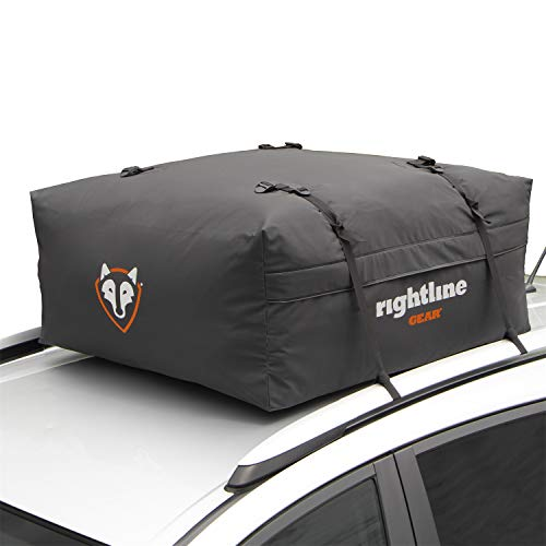 Rightline Gear Range Jr Car Top Carrier, 10 cu ft Sized for Compact...