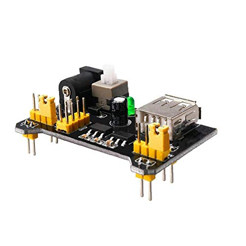 UNO Electronics Component Starter Kit, with Sensors Solderless Breadboard Learn Programming Component Kit Development Board