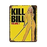 Klassisches beliebtes Filmposter Uma Thurman Kill Bill 2