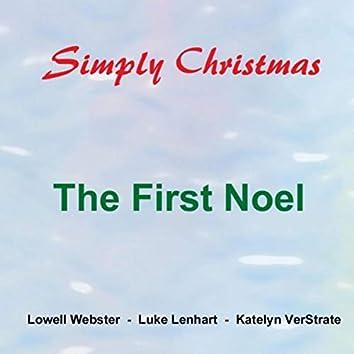 The First Noel (feat. Luke Lenhart & Katelyn VerStrate)