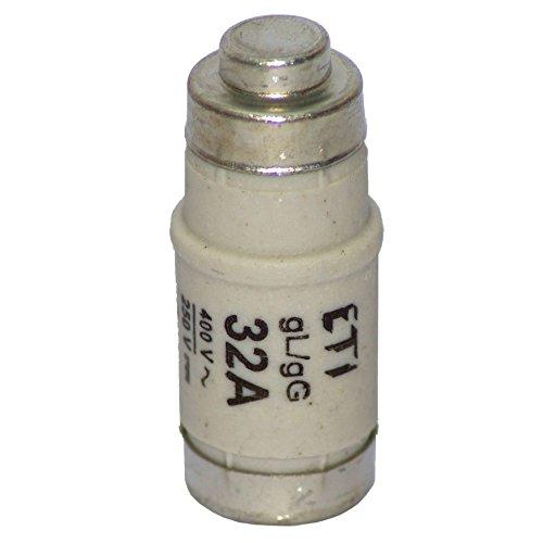 10X Neozed E18 D02 Schmelzeinsatz Sicherung 32A Gl/Gg
