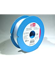 EFCO Trekkracht schroefdraad, polyamide, transparant, 40 kg, 1 mm diameter, 100 m