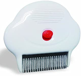 Octivetech V6 Electronic Lice Comb, Pearl