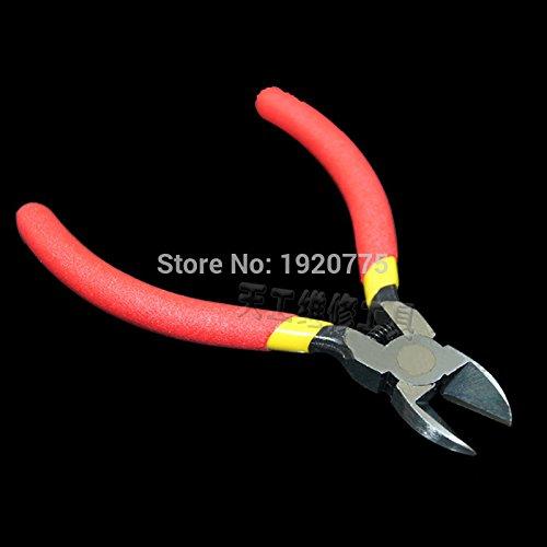 12,7 cm Sharp Mini pince coupante diagonale Pince coupante Multi durable d'électricien réparation Outil à Main câble Wire Cutter Tu-501