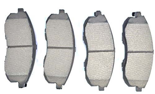 Dash4 MD834 Semi-Metallic Brake Pad