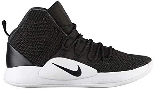 Nike Hyperdunk X TB, Scarpe da Fitness Uomo, Nero Black Black White 001, 45.5 EU