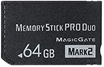 $33 » Sponsored Ad - Original 64GB High Speed Memory Stick Pro Duo Mark2 64gb Cards PSP Game Camera Memory Card
