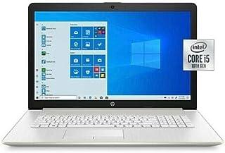 HP 17-by3065st 17.3インチ ノートブック 10th GEN i5 8GB RAM 128GB SSD + 1TB HDD DVDRW Windows 10 17.3インチ HD+ 1600X900