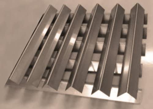 RiversEdge Products Stainless Flavorizer Bars 11 16 Boston Mall of Challenge the lowest price Japan Set Gau