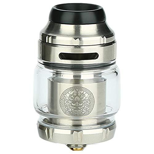 GeekVape Zeus X RTA Verdampfer 3,5ml | 4,5ml Farbe Silber