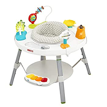 Skip Hop Baby Activity Center  Interactive Play Center with 3-Stage Grow-with-Me Functionality 4mo+ Explore & More