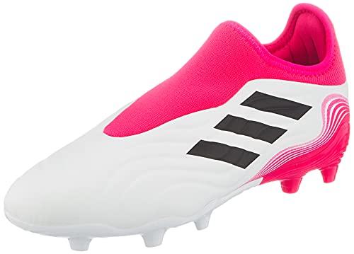 adidas Copa Sense.3 LL FG J, Zapatillas de fútbol, FTWBLA/NEGBÁS/ROSSHO, 38 EU