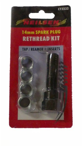 Re-Threader Kit For 14Mm Bougies 1 Paquet / S