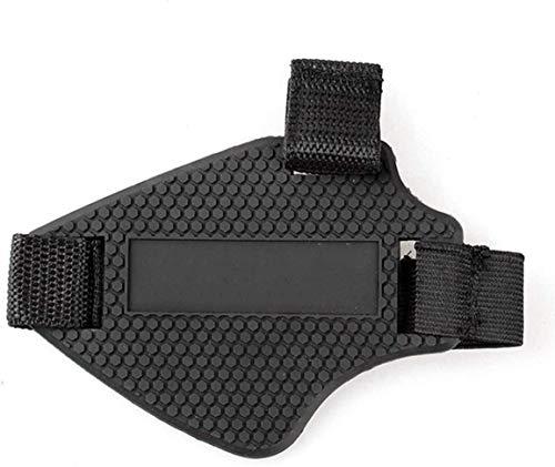 Teabelle 1pcs Protección Protector de Zapato de Motocicleta Para Palanca de Cambio Accesorios Para Botas Cubierta de Zapatos para Motocicleta, Pastillas de cambio de marcha Calzado Accesorios