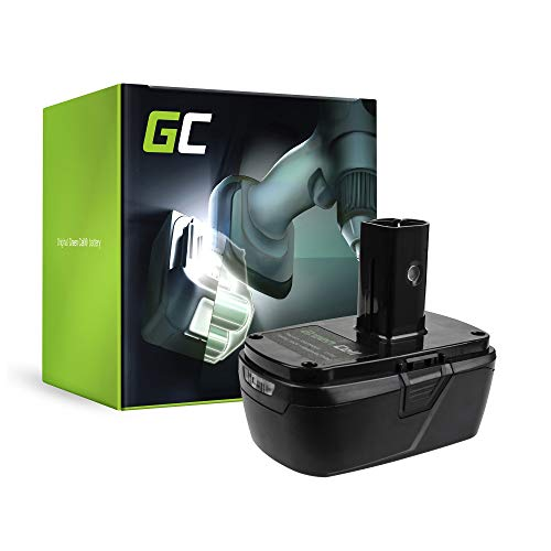 GC® (4Ah 19.2V Li-ION) 11375 11376 Batterie pour Craftsman C3 XCP 19.2V CRS1000 ID2030 11485 114850 114852 115410 11578 17191 5727.1 5734