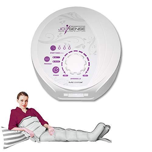 MESIS Presoterapia PressoEstetica JoySense 2.0 (con 2 botas y Kit estética)