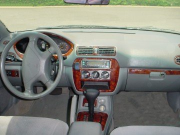 mitsubishi galant interior burl wood dash trim kit set 1999 2000 2001 2002 2003 buy online in mauritius mitsubishi products in mauritius see prices reviews and free delivery over 2 500 desertcart burl wood dash trim kit set