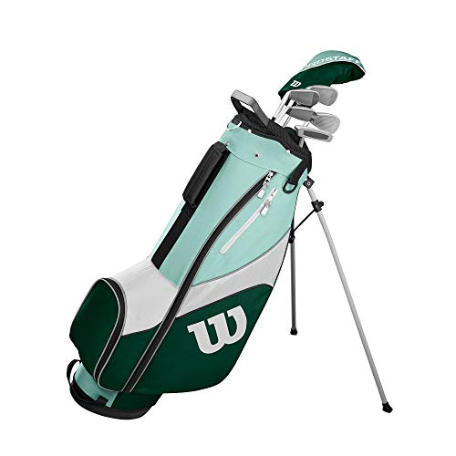 Set Golf Zurdo Marca Wilson