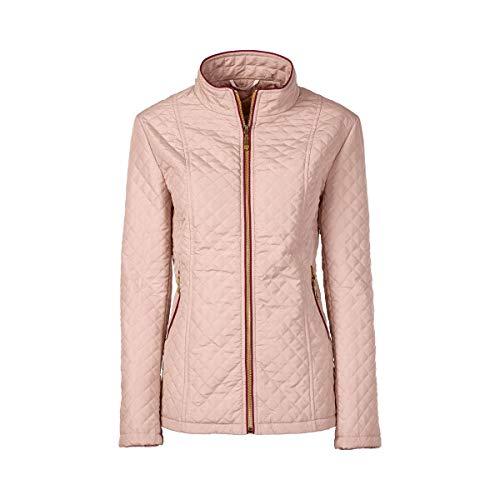 Unbekannt Sommer-Steppjacke Rosalie, Übergangsjacke Jacke für Frühling Herbst Sommer überziehen kühler Übergangszeiten leichte Jacke Jäckchen