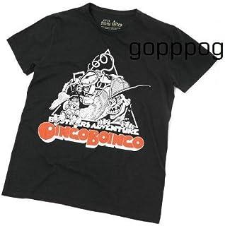 袋付き ジョジョ×ultra-violence オインゴ・ボインゴ兄弟 時計仕掛けのオレンジ Tシャツ XLサイズ 第3部 ジョジョ展...