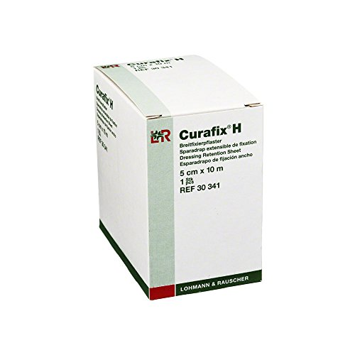 Curafix H Fixierpflaster 5cmx10m