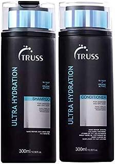 Kit Shampoo + Condicionador Ultra Hydration TRUSS 2 x 300 ml