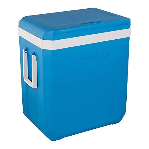 Nevera Portatil Icetime Plus, Caja Térmica, Nevera para Camping, Playa y Picnic, 38 L
