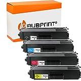 4 Bubprint Cartucce Toner compatibili per Brother TN-326 TN-326BK TN-326C TN-326M TN-326Y per DCP-L8400CDN DCP-L8450CDW HL-L8250CDN HL-L8350 HL-L8350CDW MFC-L8650CDW MFC-L8850CDW