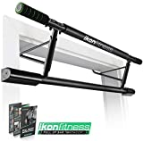 Ikonfitness Pull Up Bar with Smart Larger Hooks Technology...