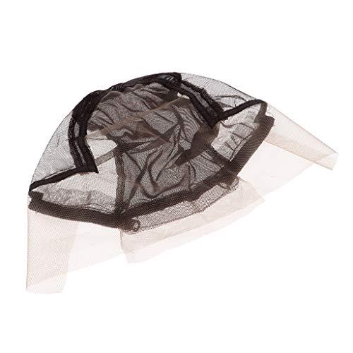 Toygogo Chapeau Noir De Perruque Noire De Taille Moyenne De Dôme, Filet Respirant De Tissage De Perruque Pour Des Femmes Faisant Des Perruques