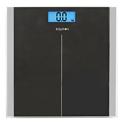Equinox EQ-EB-9400 Personal Weighing Scale-Digital (Black)