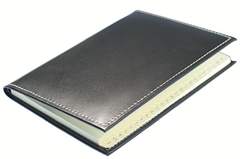 Cambridge A6 Adressbuch Leather