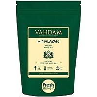 VAHDAM, Hojas de Té Blancas Imperiales de Himalaya (25 tazas) - Tipo de té más saludable del mundo - Hojas blancas de té sueltas - Té de desintoxicación y té adelgazante   te blanco ecologico, 50gr