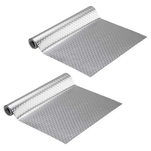 Gwolf Pegatinas de papel de aluminio cocina