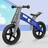 Hokaime Bicicleta de Equilibrio de Dos Ruedas de Moda para bebés 1-8 años...