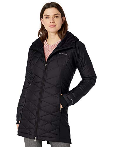 Columbia long hybrid jacket