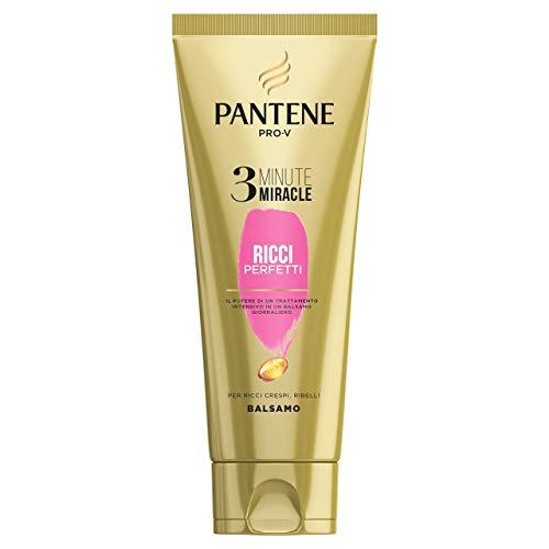 Pantene Pro-V Balsamo 3 Minute Miracle, Ricci Perfetti, 150ml