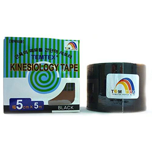 Sporttape TEMTEX Kinesio Tape Classic 5 cm × 5 m