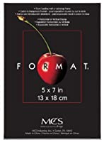 MCS 5x7 Inch Format Frame, White (12440) [並行輸入品]