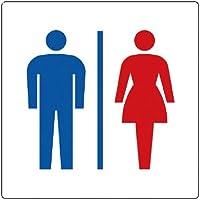 ユニット トイレ表示 小 男女 84267
