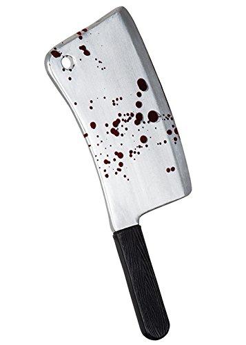 Boland Halloween en Plastique Viande Cleaver Prop Arme