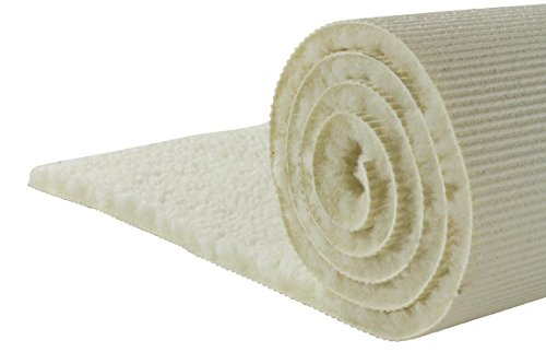 yogabox Lana Mat KHF 1300gr Naturale, L: 200 cm/B: 100 cm/H: 1.5 cm